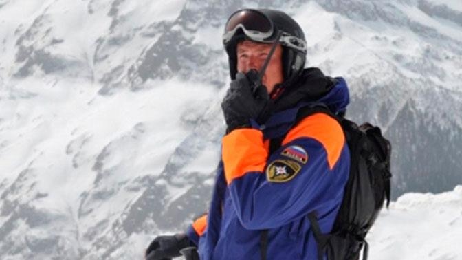 Туристы замерзают в горах Алтая