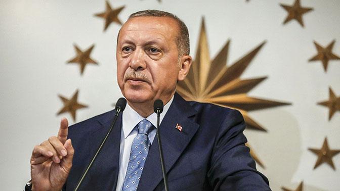 Турция призывает США «вернуться в правовое русло»