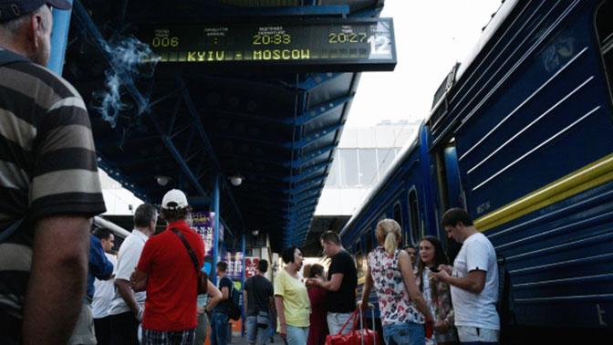 Минтранс РФ проработал ответные меры на возможное прекращение Украиной транспортного сообщения с Россией