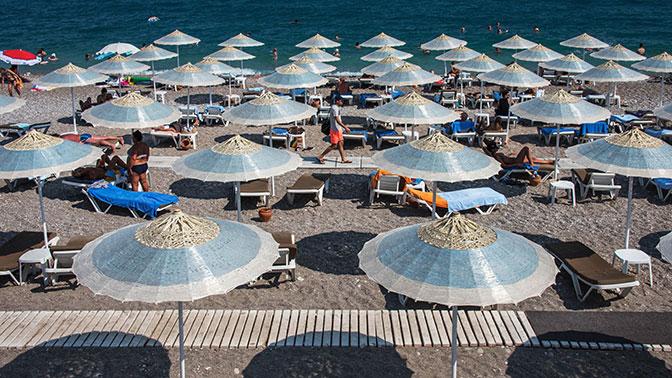 Туры в Турцию подорожают