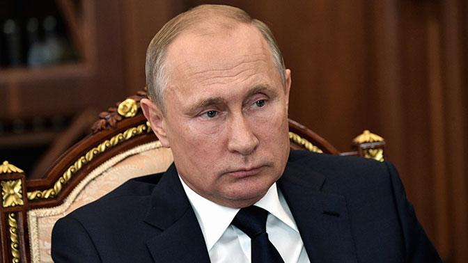 Путин внес кандидатуры на посты глав Ингушетии, Дагестана и ЯНАО