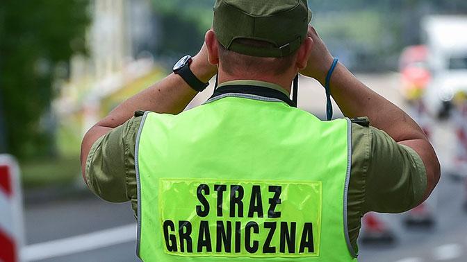 Попался «на удочку»: в Польше пограничники «выловили» прятавшегося под мостом украинца-нелегала