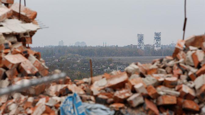 В Донбасс прибыла группа иностранных снайперов