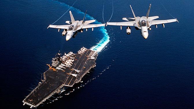 США возродили Второй флот для сдерживания России