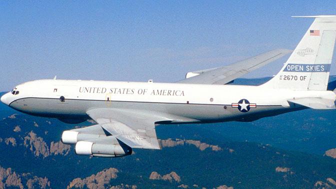 У США «закончились» самолеты для проведения инспекций по программе «Открытое небо»
