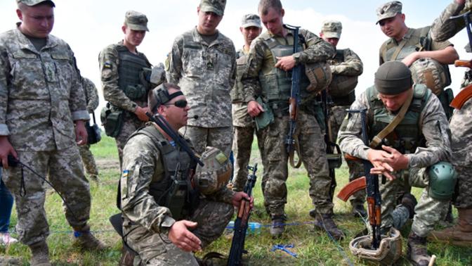 Украина надеется получить от США системы противовоздушной обороны