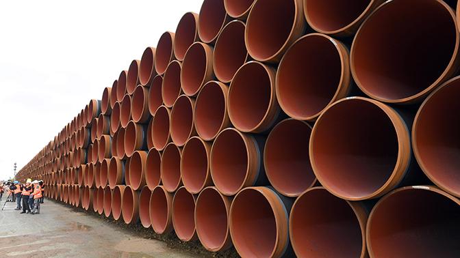 Германию призвали не поддаваться на «газовый шантаж» со стороны США