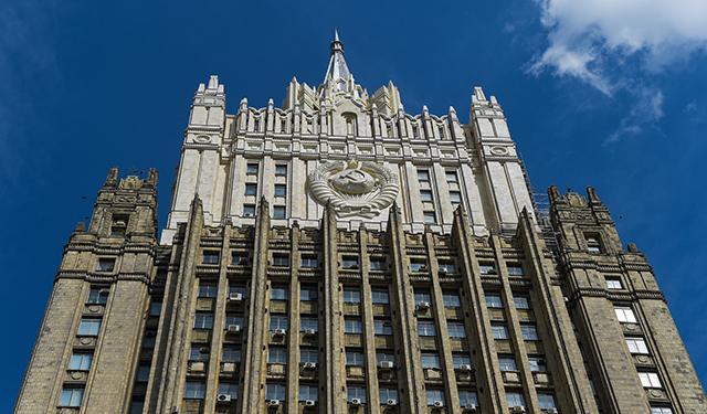 За убийством Захарченко стоит киевский режим - МИД РФ