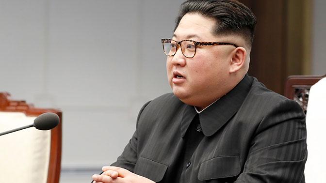 СМИ заявили об «исчезновении» Ким Чен Ына