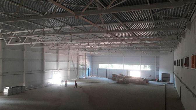 В Подмосковье к концу года построят ледовую арену для будущих олимпийцев