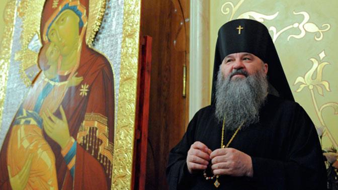 Греция отказала в визе митрополиту Санкт-Петербургскому и Ладожскому Варсонофию