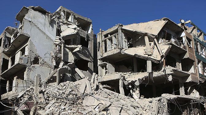 Боевики в Идлибе подвергли обстрелам более полутора десятков населенных пунктов