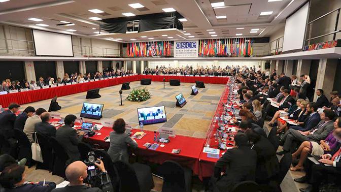 «Двадцать три года оккупации Украиной»: представитель Крыма сумел выступить в ОБСЕ