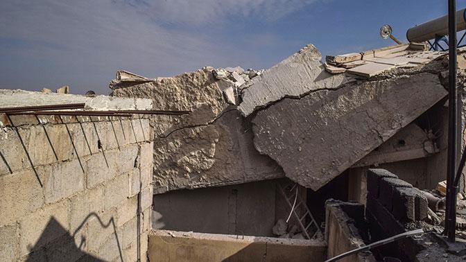Боевики в Идлибе более 40 раз нарушали режим прекращения огня