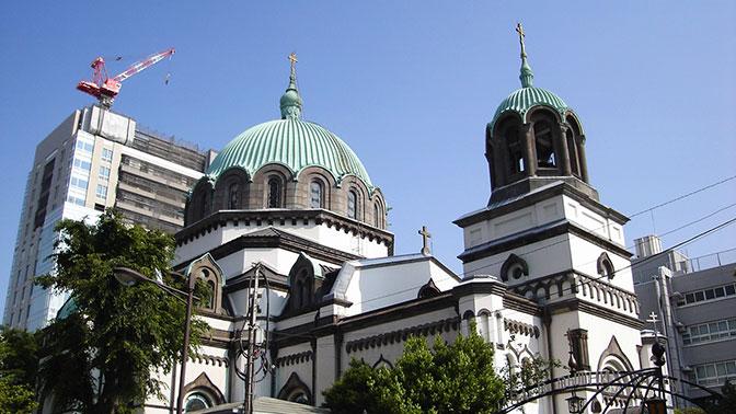 Колокола крупнейшего православного храма в Японии меняют впервые за 90 лет