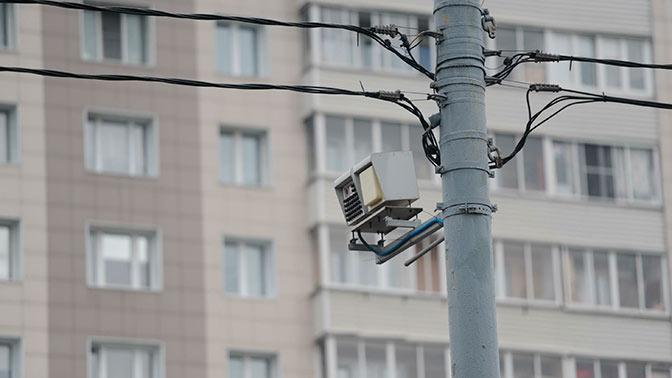 Дорожные камеры в Москве поменяют «прописку»