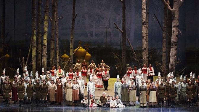 Китайский композитор написал оперу «А зори здесь тихие» и привез ее в Россию