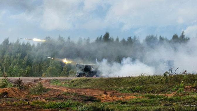 «Грады» и «Шилки» остановили наступление «противника» под Хабаровском