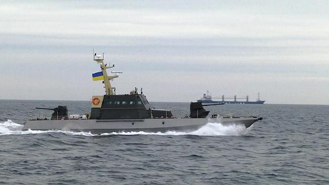 Украина надеется запустить речные бронекатеры в Азовское море