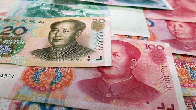 Банки КНР присоединились к санкциям против России