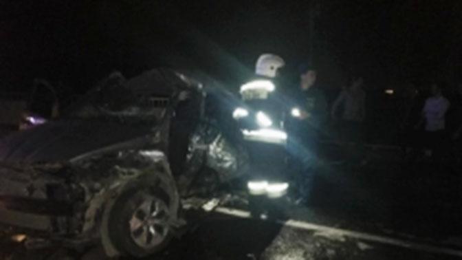 Число жертв в результате смертельного ДТП в Ингушетии возросло до шести человек