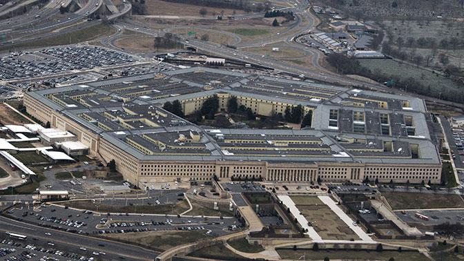 В Пентагоне не согласились с обвинениями в проведении опытов над людьми в Грузии
