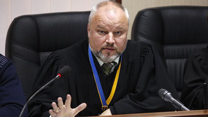 В Киеве неизвестные напали на судью, ведущего дело о событиях на Майдане