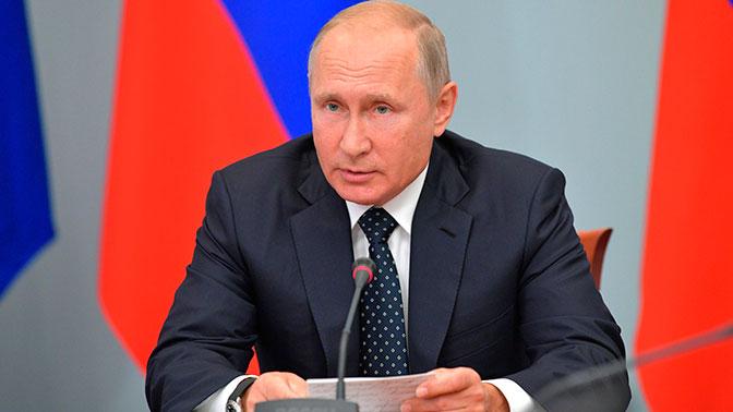 Путин передал Чечне компанию «Чеченнефтехимпром»
