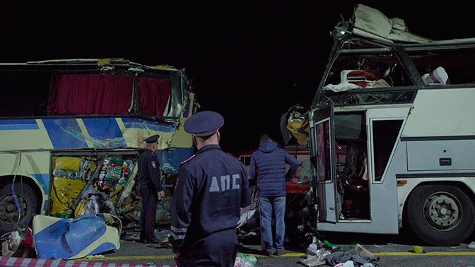 Число жертв ДТП с автобусами на трассе «Дон» выросло до пяти