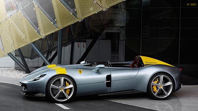 Ferrari представила «самый мощный суперкар» за миллион фунтов