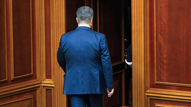 Категорически «против»: украинцы не хотят видеть Порошенко в качестве президента