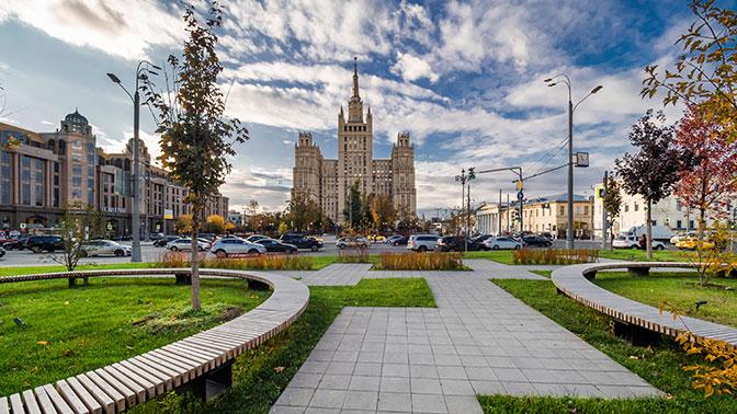 Синоптики анонсировали третью волну «бабьего лета» в Москве