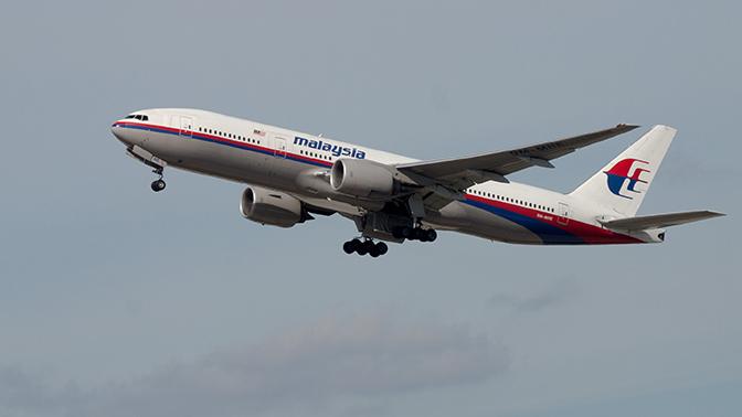 В деле о пропавшем малайзийском Boeing MH370 появилась новая тайна
