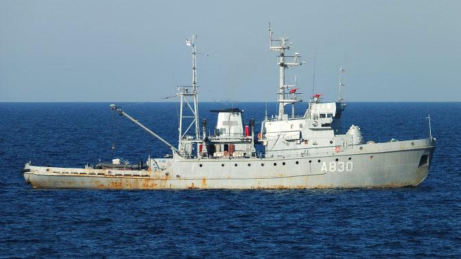 Стало известно, куда направлялись прошедшие под Крымским мостом суда ВМС Украины