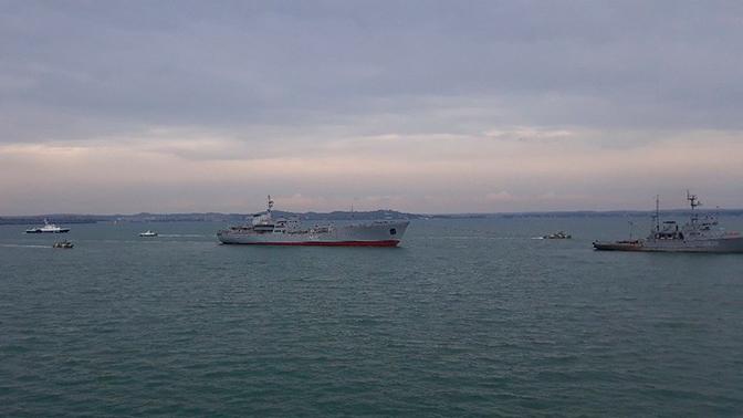 США предрекли гибель ВМС Украины в Азовском море «за считаные минуты»