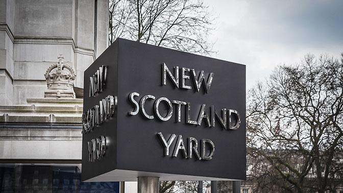 В Скотленд-Ярде не смогли прокомментировать расследование о «настоящем имени» Боширова