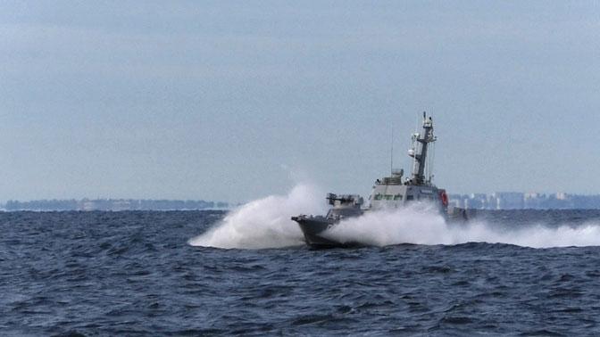 Киев готовит провокацию против РФ в Азовском море - СМИ