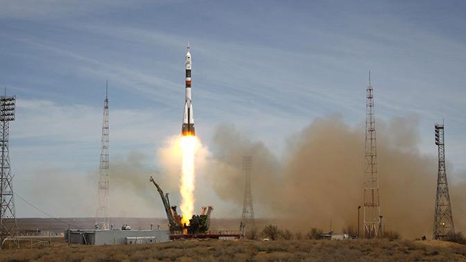 Новый экипаж для МКС стартовал с Байконура