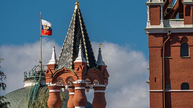 В Кремле прокомментировали аварию «Союза»