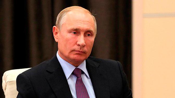 Путин выразил надежду, что восстановление Сирии станет общей задачей мирового сообщества