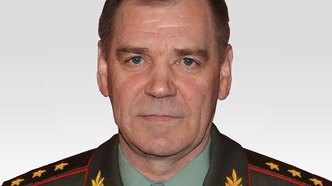 Умер командующий Восточным округом войск Росгвардии Груднов