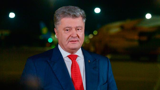 Порошенко назвал получение автокефалии «победой над московскими демонами»