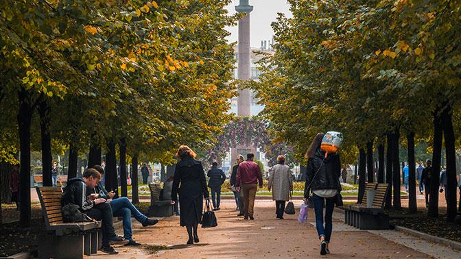 Аномальное тепло пришло в Москву надолго