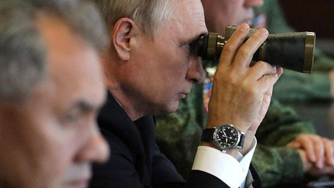 Путин подписал указ об основах госполитики в области ядерной безопасности