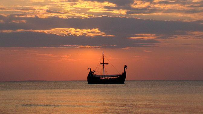 Археологи отыскали кладбище викингов с20-метровым кораблем вНорвегии