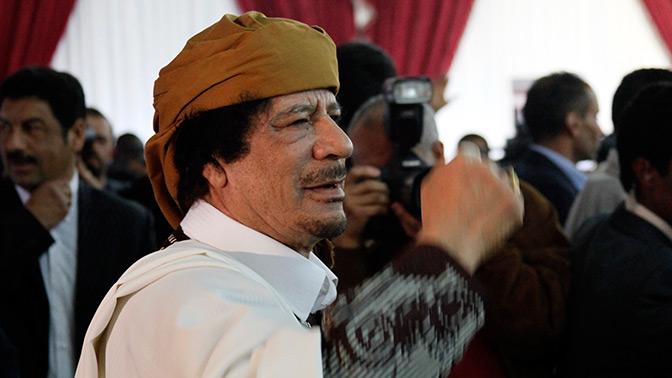 Сатановский назвал истинную причину убийства Каддафи