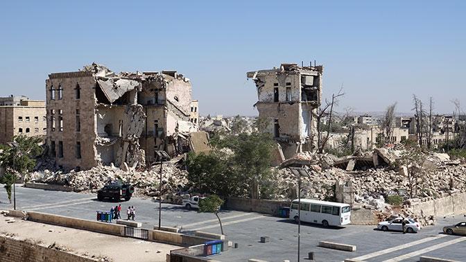 США готовятся ввести санкции против стран, восстанавливающих Сирию