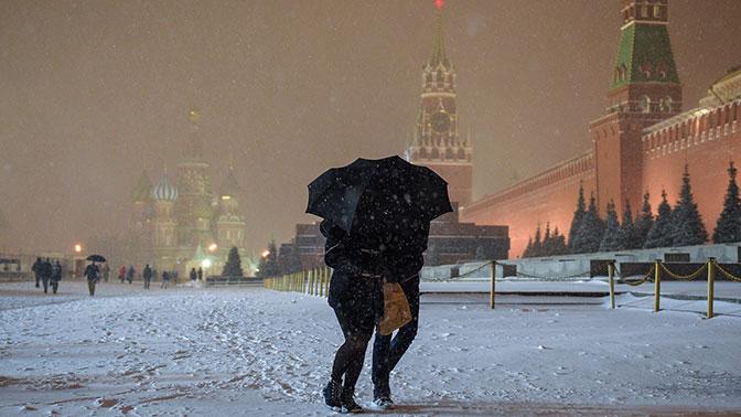 Снежный апокалипсис: холода и метели идут из Сибири в центральную Россию