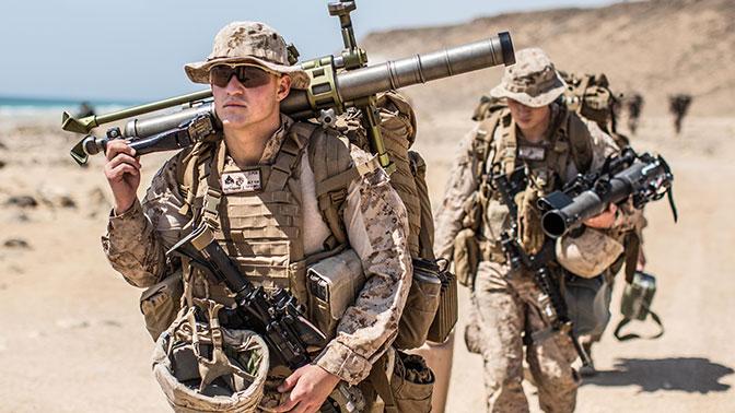 «Россия или Китай»: половина военных США уверены в приближении большой войны