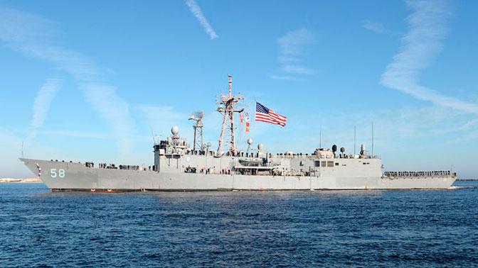 СМИ сообщили о планах США передать Украине устаревшие фрегаты